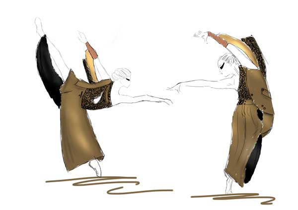 Imagen de Diseño para danza contemporánea en Matsustudio.es