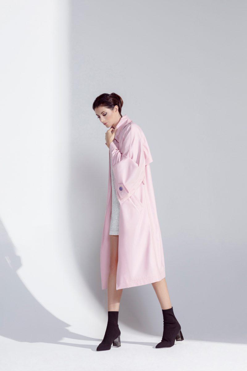 Pink Gabardina Matsu