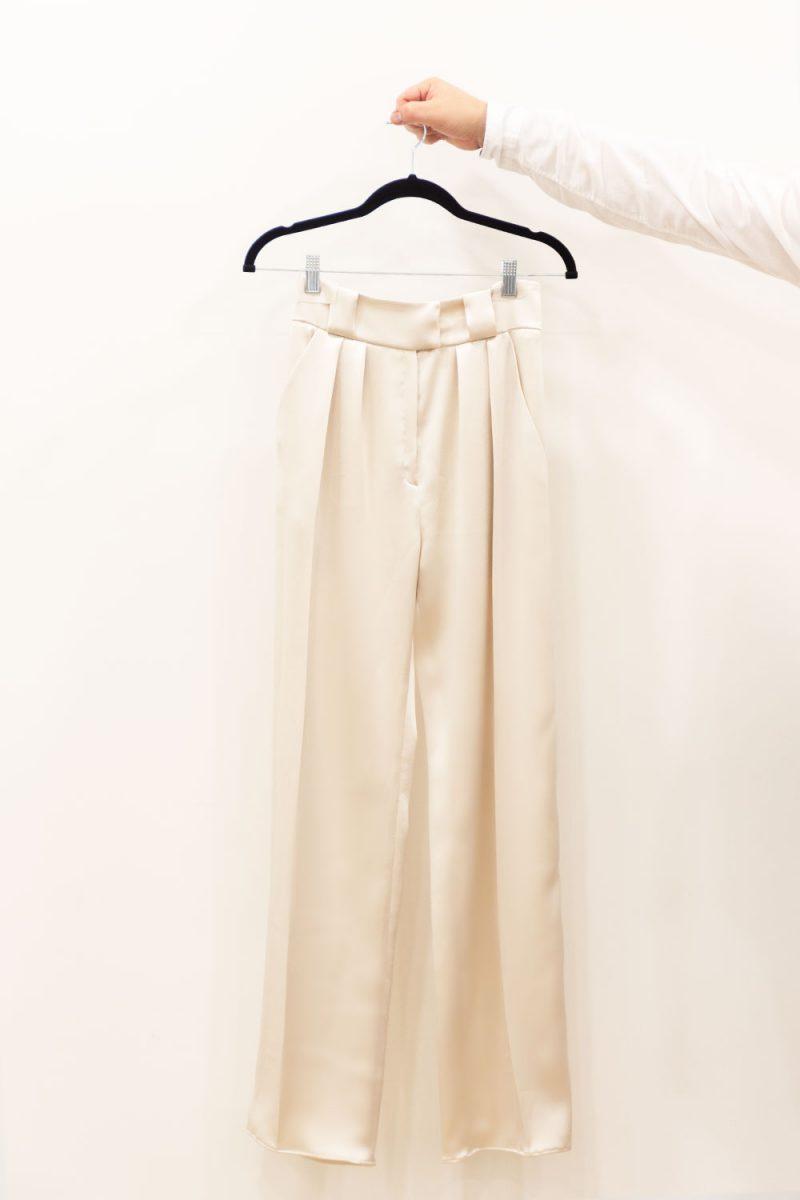 pantalon pinzas mujer MATSU